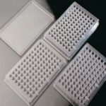 Płytki reakcyjne z 96 dołkami i przykrywki - b-2397 - plytka-z-96-dolkami-typ-u-sterylna-pak-ind - ps - 86-x-128-mm - 1-szt
