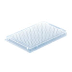 Płytki do PCR, 384-dołkowe, full skirted, białe - Brand - k-0397 - plytki-do-pcr-384-dolkowe-full-skirted-biale - a12-h12 - 781358 - 50-szt-5-x-10-szt