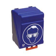 Pojemnik do przechowywania okularów ochronnych