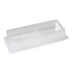 Przeźroczyste zbiorniki na odczynniki - z PVC - niesterylne - 55 ml - b-0376 - rynienki-na-odczynniki-pvc-niesterylne - 55-ml - 100-szt