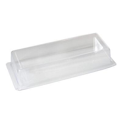 Przeźroczyste zbiorniki na odczynniki - z PVC - niesterylne - 55 ml