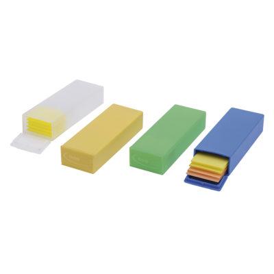Pudełka transportowe na preparaty mikroskopowe