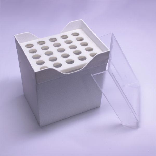 Pudełko na końcówki do pipet o poj. 10 ml