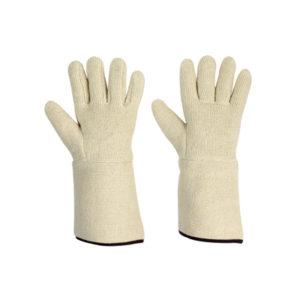 Rękawice chroniące przed uszkodzeniami mechanicznymi i wysoką temperaturą
