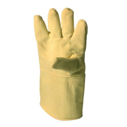 Rękawice do ochrony przed wysokimi temperaturami, z aramidu