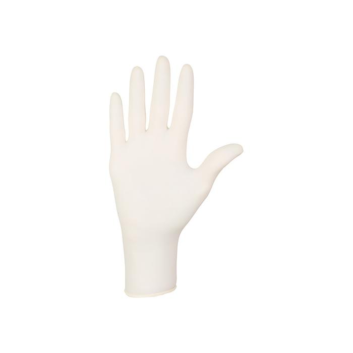 Rękawice jednorazowe lateksowe