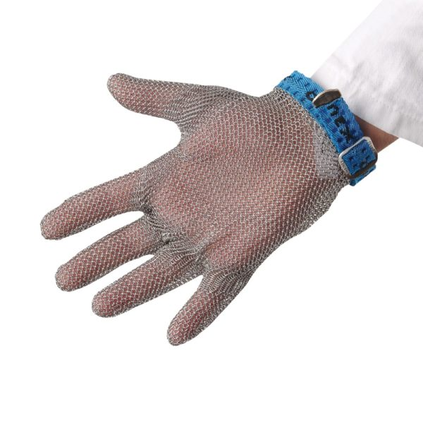 Rękawice kolczugowe