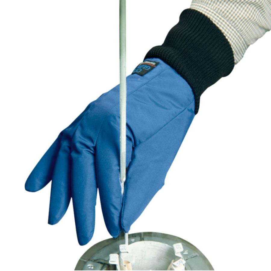 Rękawice ochronne krio, wodoodporne
