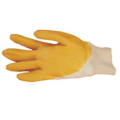 Rękawice z powłoką nitrylową