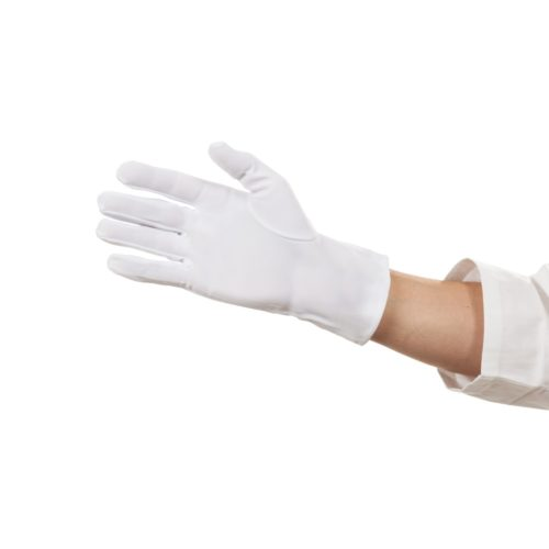Rękawiczki tekstylne z perlonu