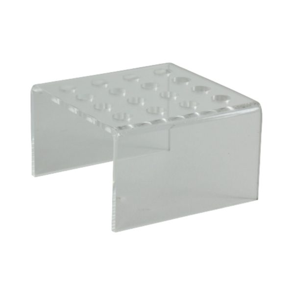 Statyw ze szkła akrylowego - 16 miejsc