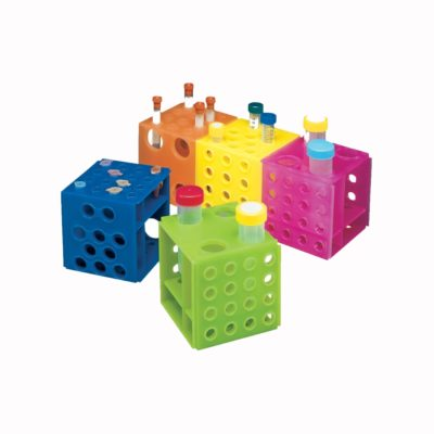 Statywy Combi w kształcie sześcianu - zestaw