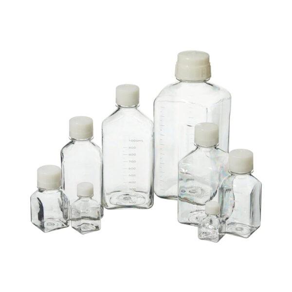Sterylne butelki na pożywki - o poj. 30 ml - 2 l