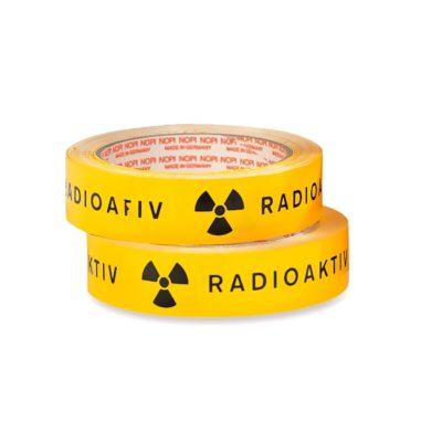 Taśma ostrzegawcza RADIOAKTIV - 1