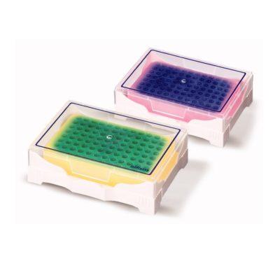 Zestaw pudełek chłodzących na probówki PCR – 2 szt.