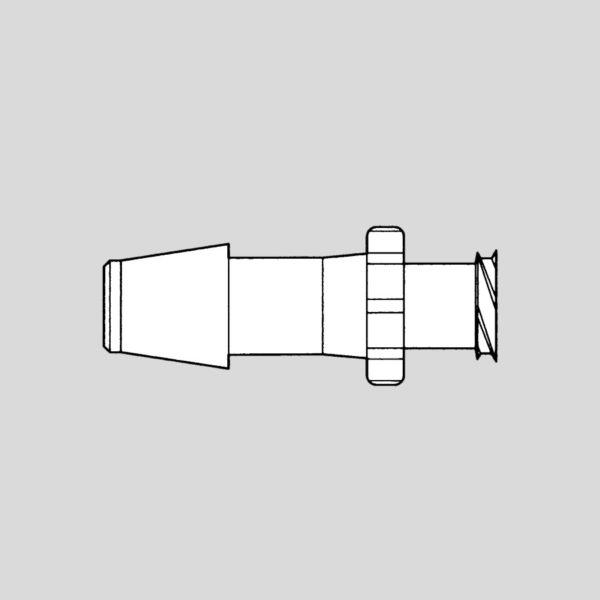 Łączniki do węży (PP) z przyłączem typu Luer-Lock