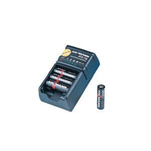 Ładowarka do akumulatorków - typ 4T2 CS - Ansmann