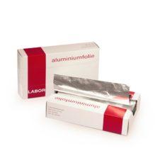 Folia aluminiowa w arkuszach – w pudełku dozującym B-0322