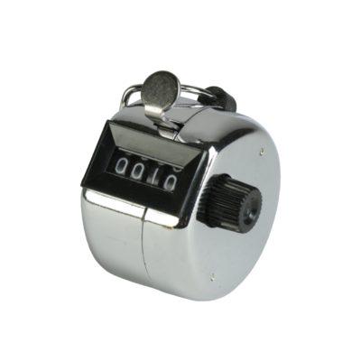 Licznik ręczny economy 0-9999, obudowa z metalu 1-7510