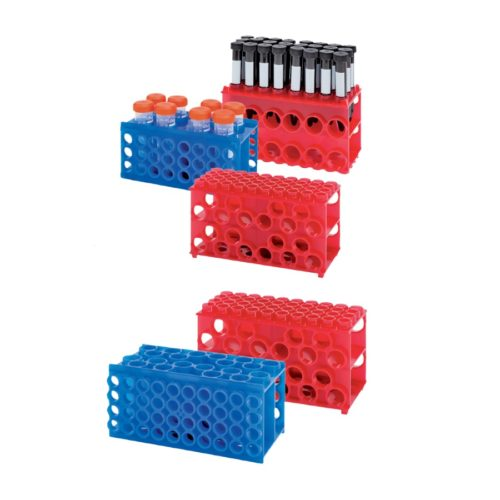 4-stronne statywy Flipper-Rack, kolorowe