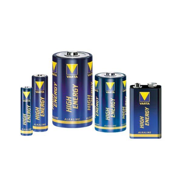 Baterie High Energy - Varta