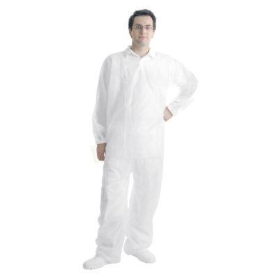 Bluza i spodnie zgodne z wymogami HACCP