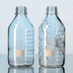 Butelki laboratoryjne Duran Protect - o poj. 1 l - b-1221 - butelka-duran-protect - 1000-ml - gl-45 - 101-mm - 225-mm