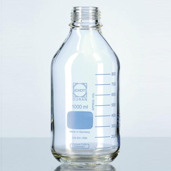 Butelka laboratoryjna Duran pressure plus, GL 45 - DURAN®