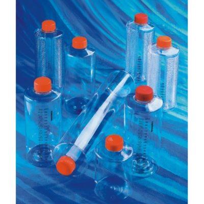 Butelki z polistyrenu do wytrząsarek rolkowych