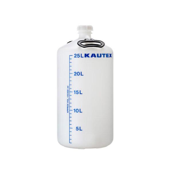 Butle z HDPE - bez otworu na kran - o poj. 5 l - 60 l