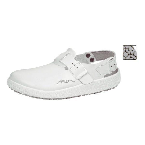 Buty laboratoryjne z podeszwą antypoślizgową
