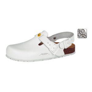 Buty laboratoryjne z wkładem korkowym
