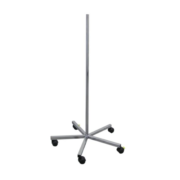 Dodatkowy element wyposażenia statyw z 5 rolkami