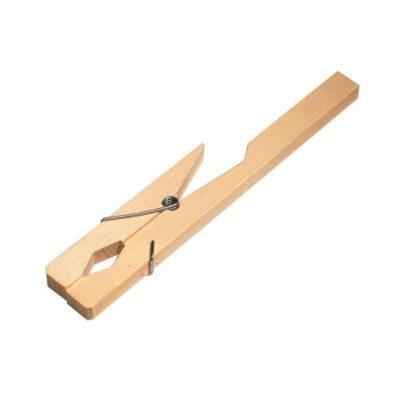 Drewniany uchwyt do probówek