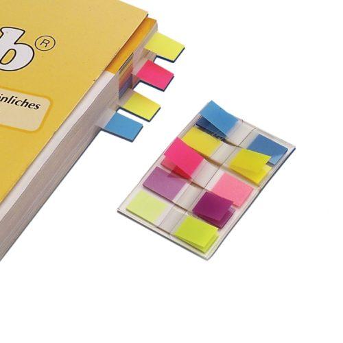 Etykiety samoprzylepne w jaskrawych kolorach