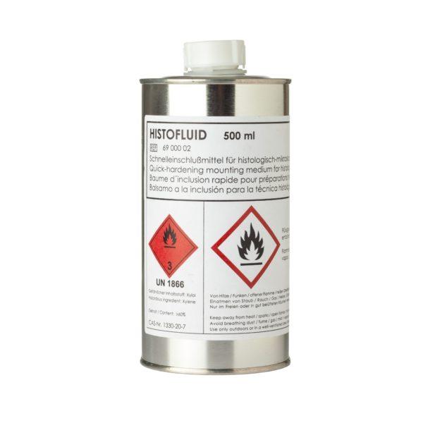 Fluid konserwujący do preparatów na szkiełkach podstawowych - 500 ml