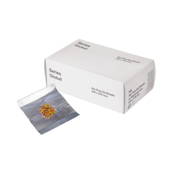 Folia aluminiowa w arkuszach