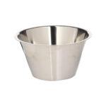Głęboka miska ze stali szlachetnej - e-1805 - gleboka-miska-ze-stali-szlachetnej - 7-cm - 12-cm - 05-l - 75-cm