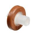 Jednorazowe filtry do strzykawek dla HPLC - celuloza regenerowana - śr. membrany 13 mm - b-1881 - jednorazowe-filtry-do-strzykawek-dla-hplc-sr-saczka-13-mm - 045-%c2%b5m - jasny-braz - 25-szt