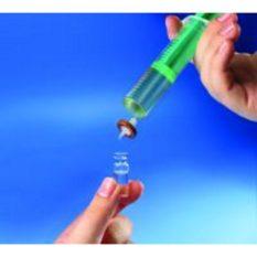 Jednorazowe filtry do strzykawek dla HPLC, celuloza regenerowana, śr. membrany 13 mm
