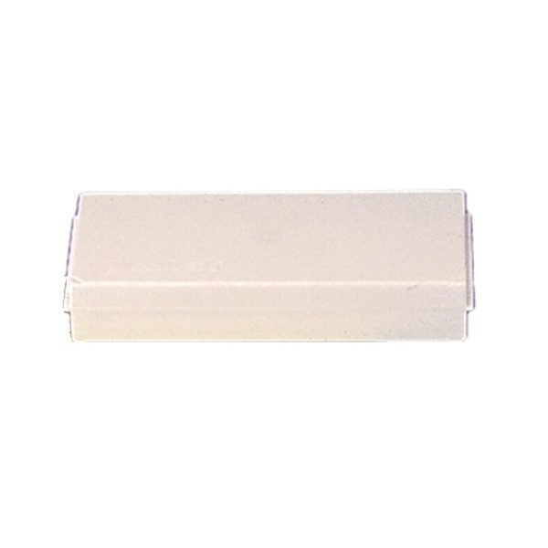 Kolorowa kasetka na 50 szkiełek podstawowych biały