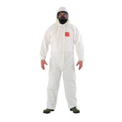 Kombinezon do ochrony przed wirusami i bakteriami