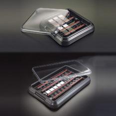 Komory StainTray™ z ABS do barwienia szkiełek - Simport