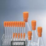 Korki BIO-Silico® - Hirschmann - b-0011 - korki-z-gabki-silikonowej - 13-mm - 9-mm - 30-mm - 10-szt
