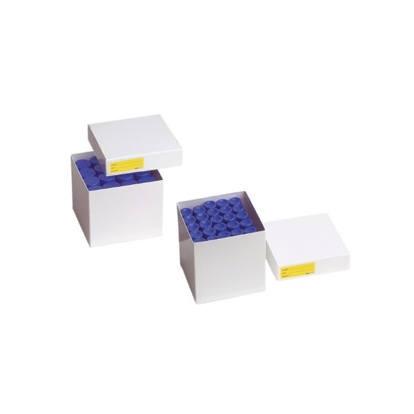 Kriopudełka kartonowe na probówki 15 i 50 ml