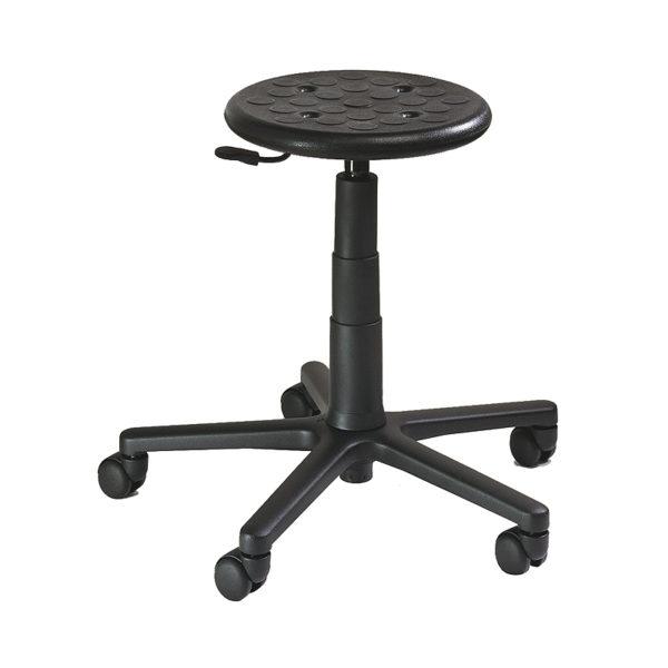 Krzesło obrotowe do pomieszczeń sterylnych