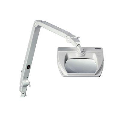 Lampa z lupą, soczewka o średnicy 120 mm