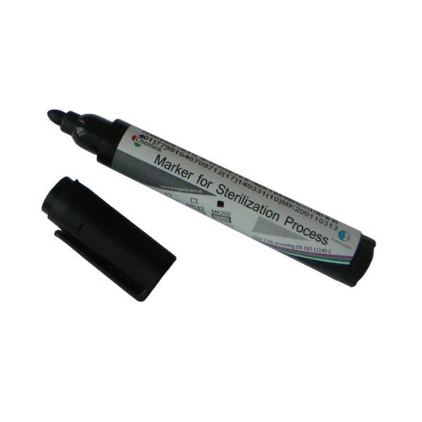 Marker z tuszem wskaźnikowym do kontroli sterylizacji