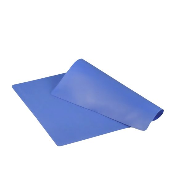 Maty silikonowe - niebieska - 1