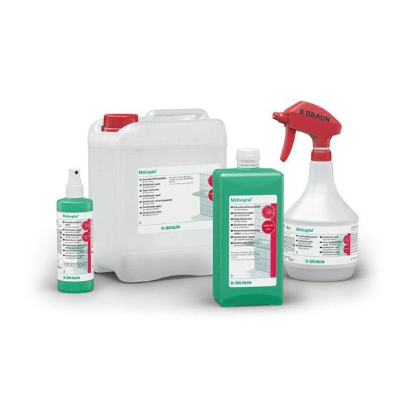 Meliseptol - płyn do dezynfekcji - B.Braun